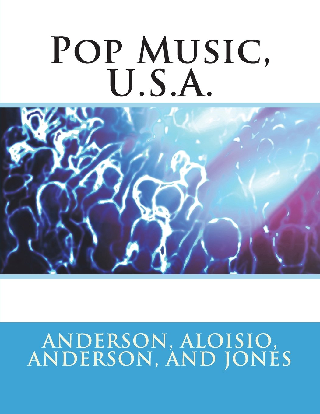 Featured Text - POP MUSIC, U.S.A.