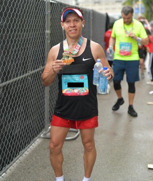 4:16:13 First Marathon