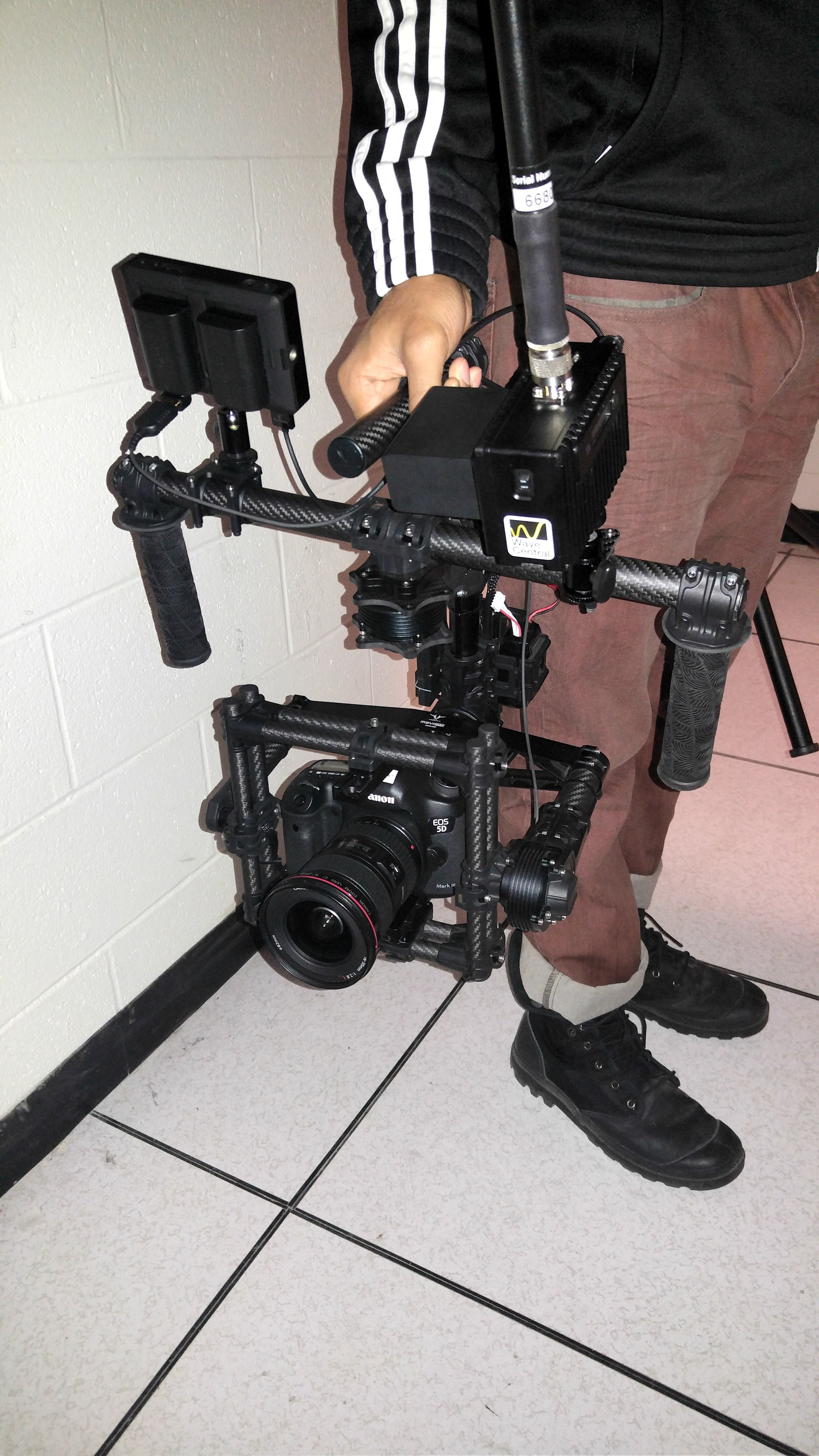 Spurs Sports & Entertainment - Movi Camera Rig with WC 5.8G Mini TX.jpg
