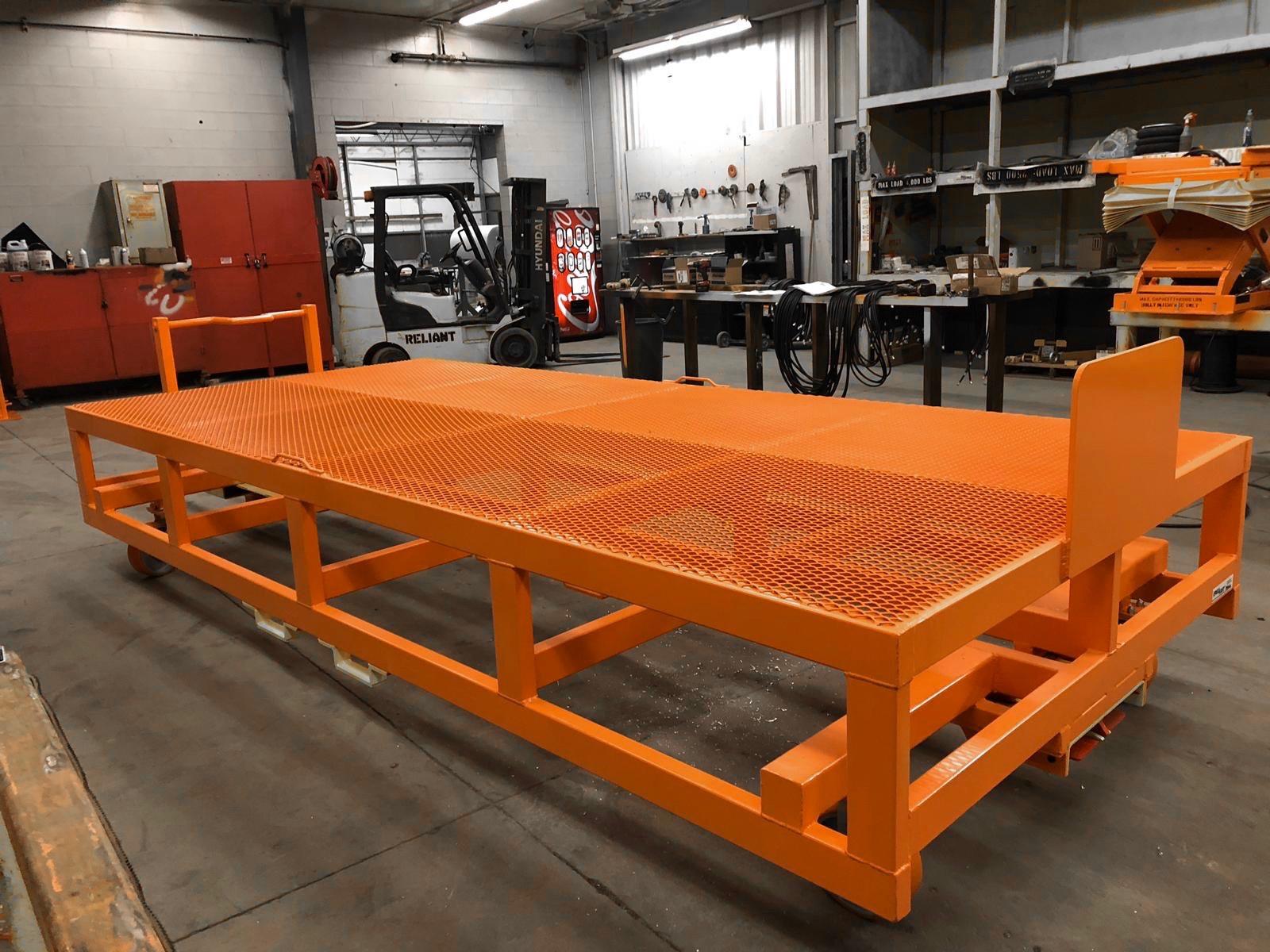 Custom Aluminum Cart