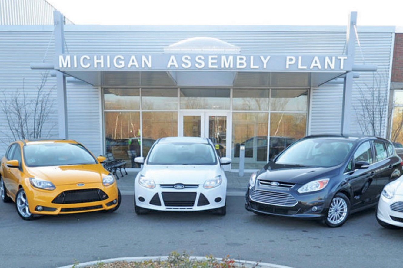 MICHIGAN ASSEMBLY PLANT P375