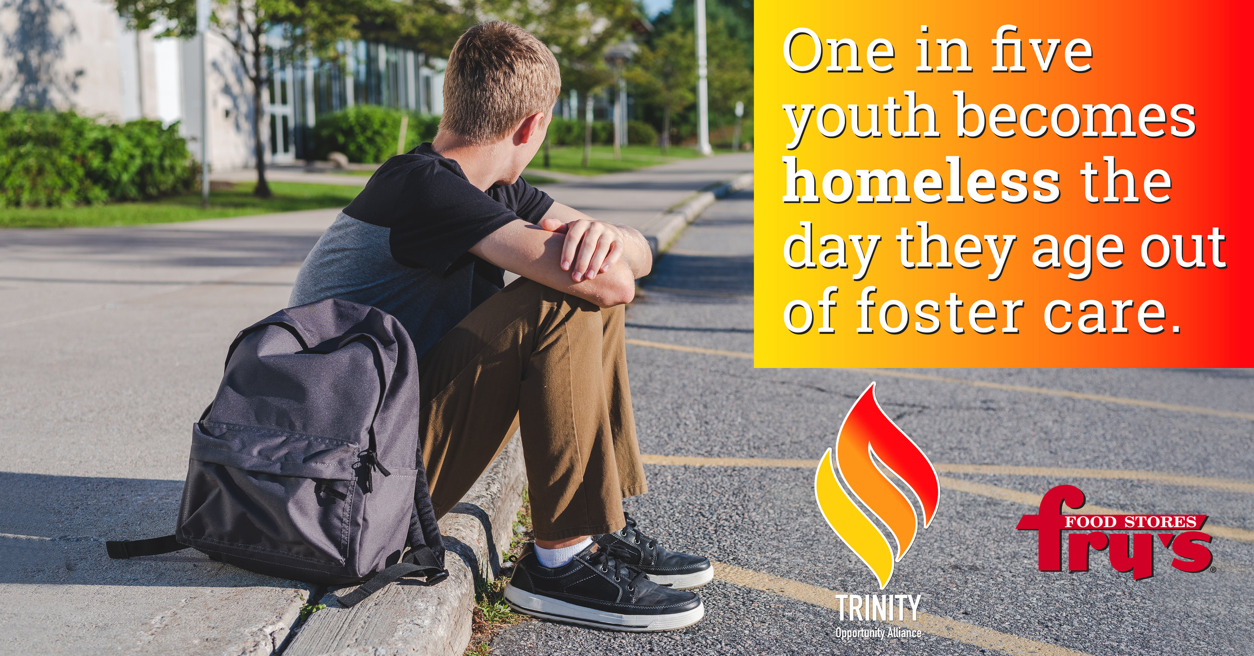 Turning 18 is a milestone, but for young adults leaving foster care it means uncertainty. -