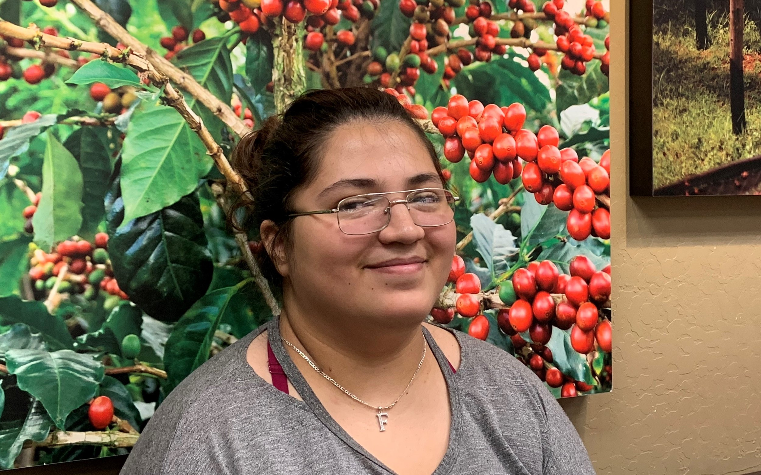 Feliz's Success Story - TOA's partnership with supportive employers like Fry's Food Stores can help foster youth achieve success! Celebrate her story: