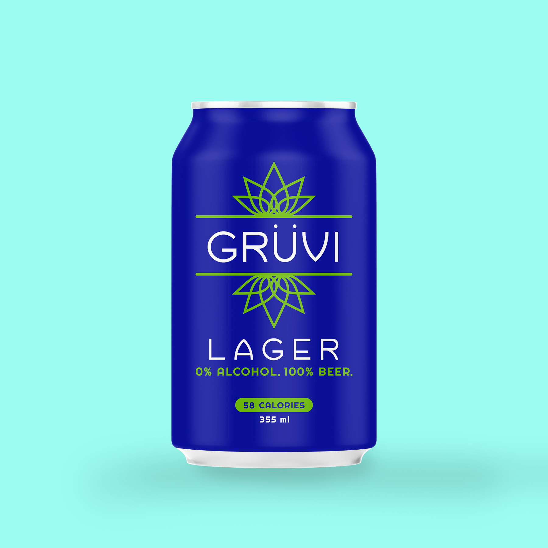 Gruvi Lager (COMING SOON)   We're close to making the most refreshing lager!