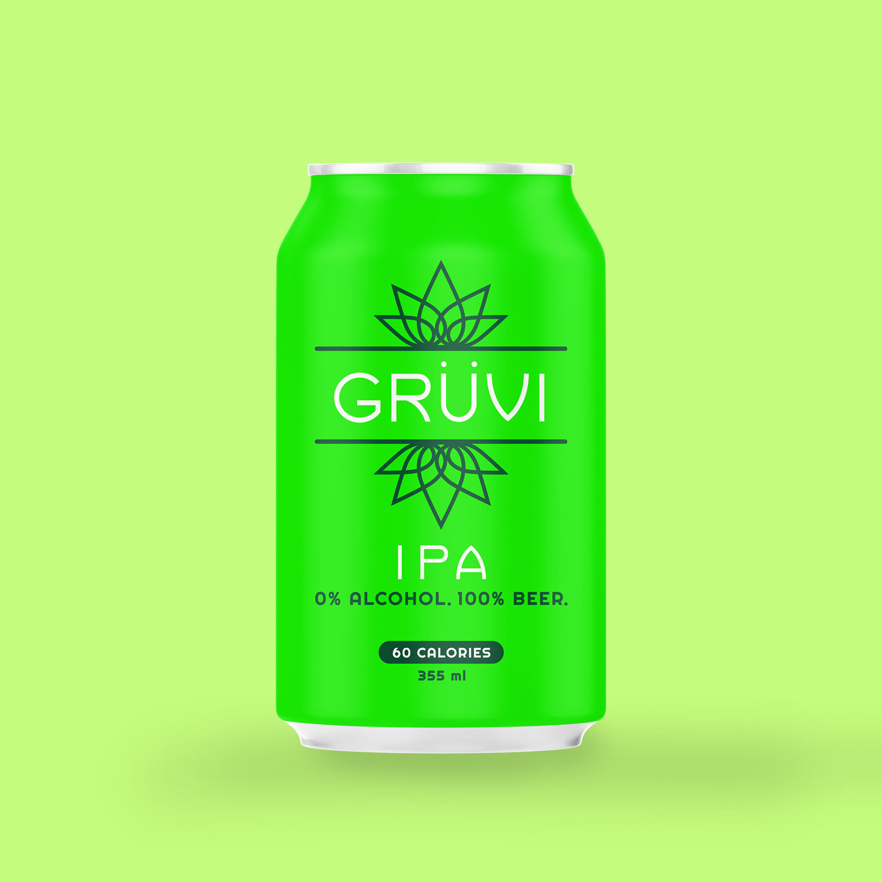 Gruvi IPA   Our most hop-packed and vivid beer. Packed with Humulene (naturally from hops) to enable relaxation and suppress hunger. Gruvi IPA is undeniably hoppy, and wonderfully flavorful. It's bitter, hoppy, and rich in flavour.