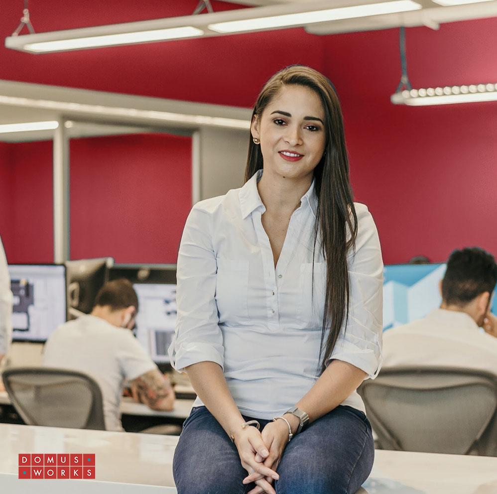 Gabriela Santamaría  Construction Director