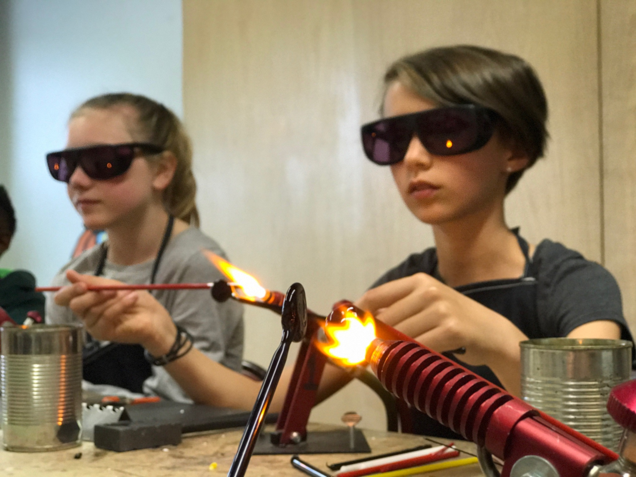 OUR MISSION - Coyote sparks creativity in young people, putting tools in their hands to build skills and forge their futures.