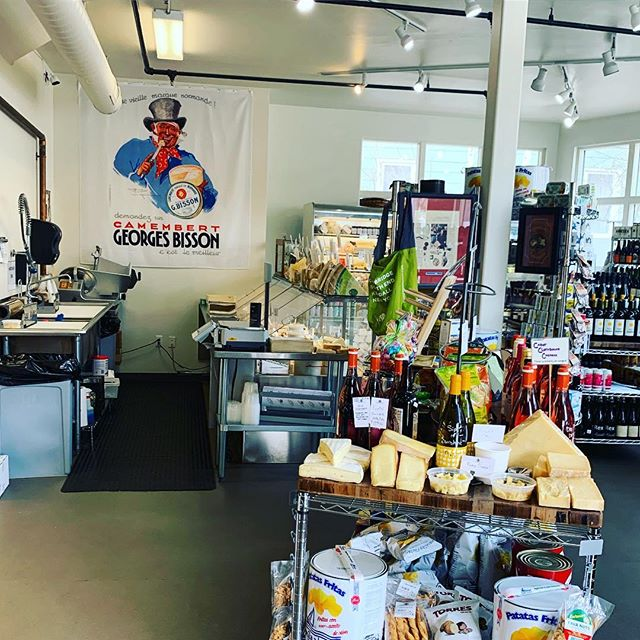 Great addition to the Formaggio Kitchen family of specialty shops.