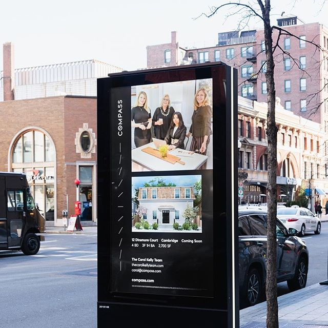 How cool is this! Check out our turn style ad at Kendall Square T and Boylston Street outside of the Prudential Center! Take a photo with our ad and hashtag #ckteam19 and #realestate for a chance to win a $50 gift card!