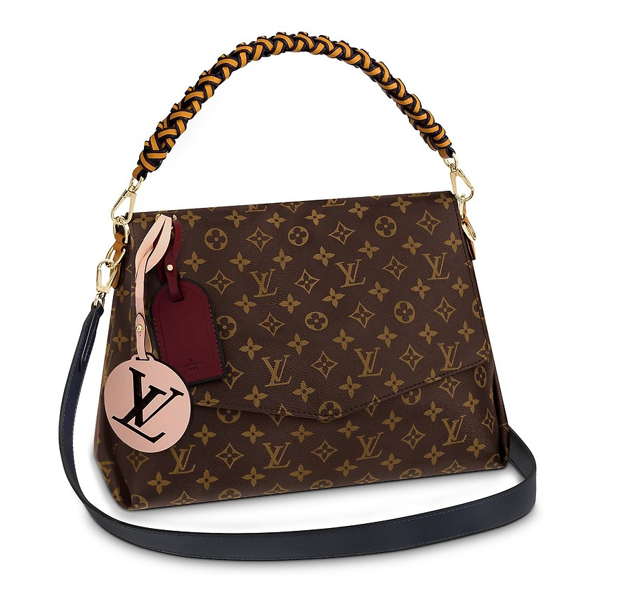 A luxe Louis Vuitton Beaubourg bag went home with another lucky raffle winner!