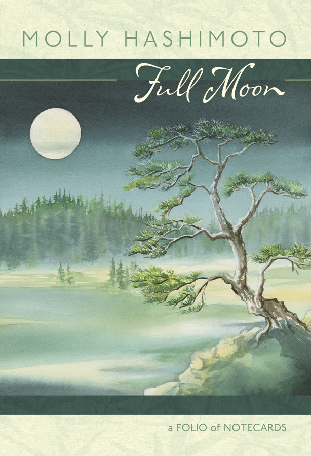 Full Moon Notecard Folio  $10.95