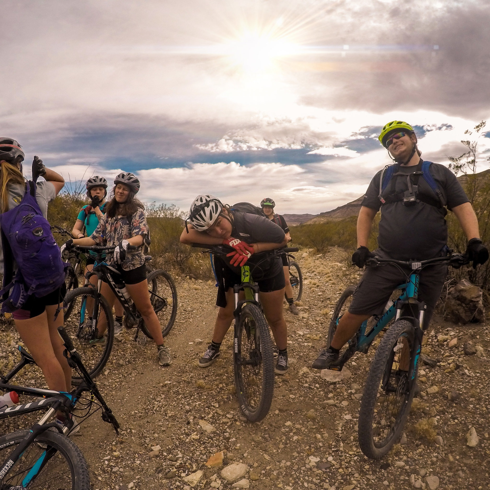 Mountain Biking - 7-10 Days