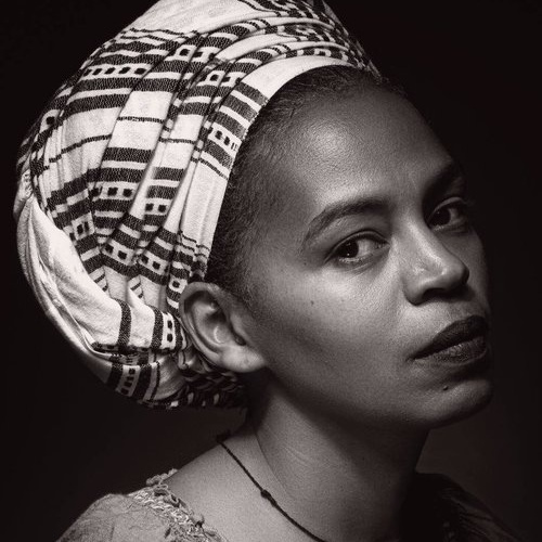 """Aida muluneh - """"The conversation I'm trying to lead is that our perception should not be limited to our cultural background and what we think about the places we don't know much about."""""""