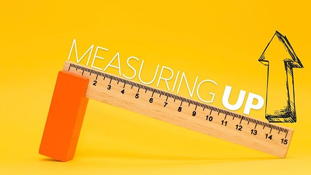 What standard of measurement are you using? Join us tomorrow as spend some time talking about insecurities and what God says about us #lwyouth