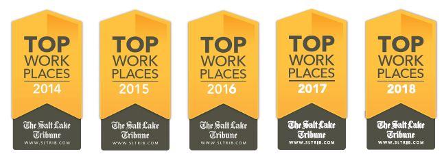 Top Workplaces in Utah