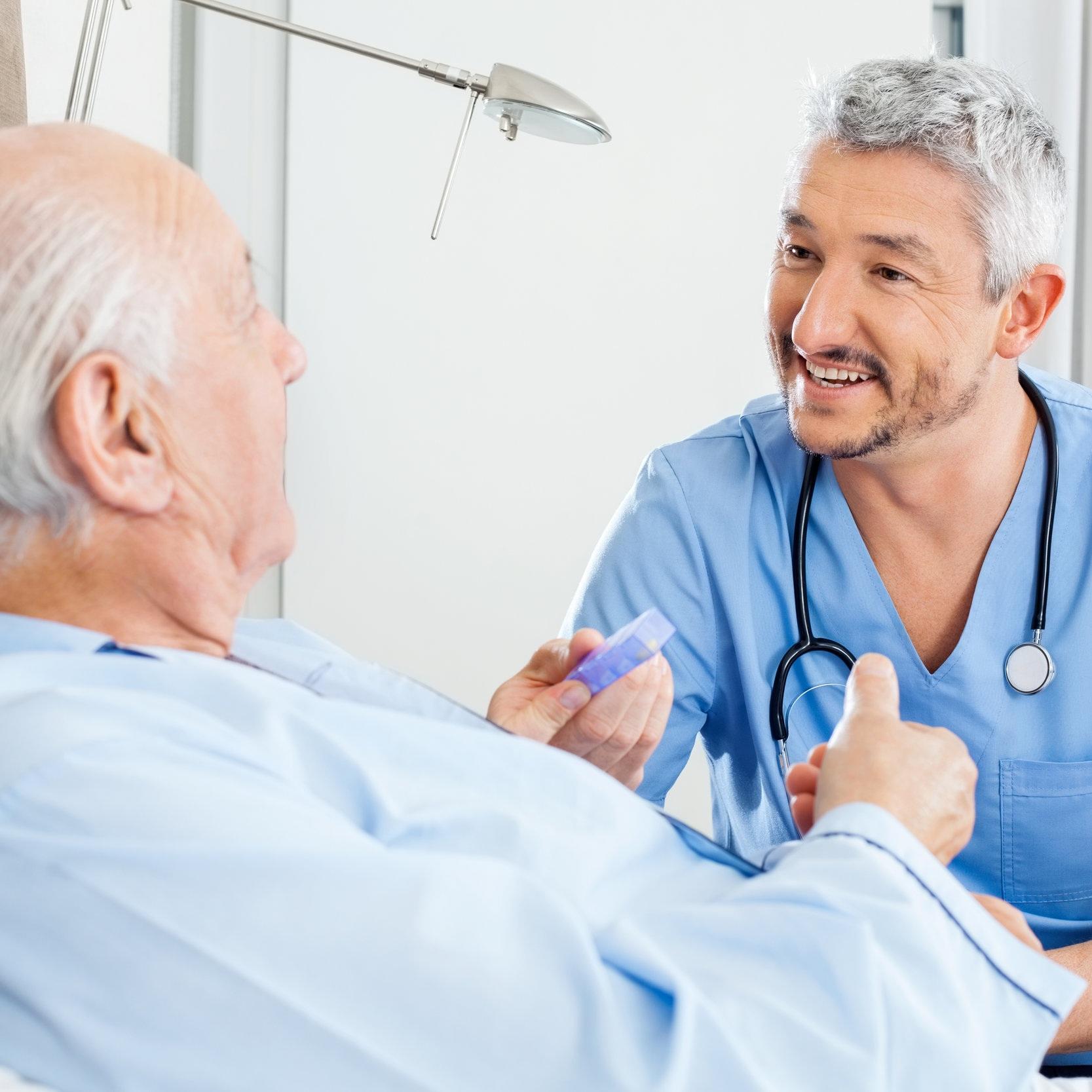 CNA & Patient