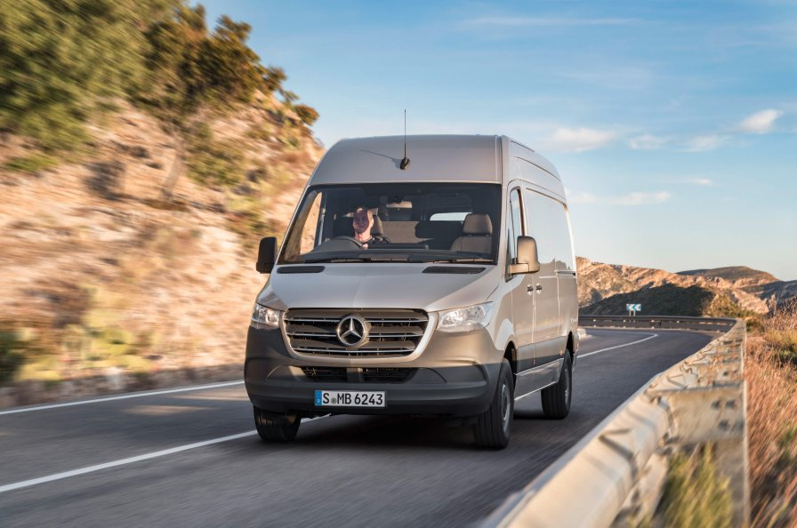 WINDOW COVERS:  MERCEDES SPRINTER