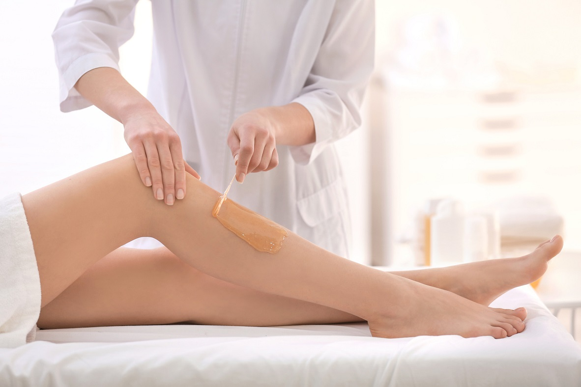 Body Waxing - From Brazilians to Back Waxing, from women to men we have you covered for all your body waxing needs.
