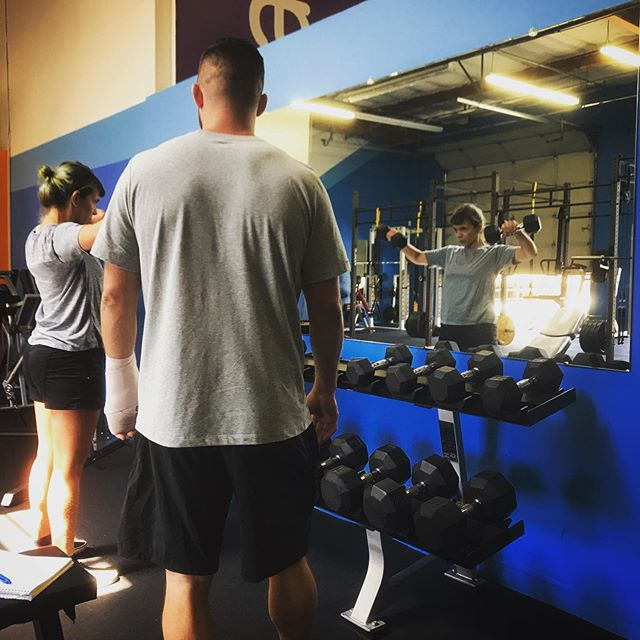 It's Monday! How will you use this day to get one step closer to your goals?  #personaltraining #goals #mondaymotivation #careerschool #pdx #oregon #fitness #education #careerchange