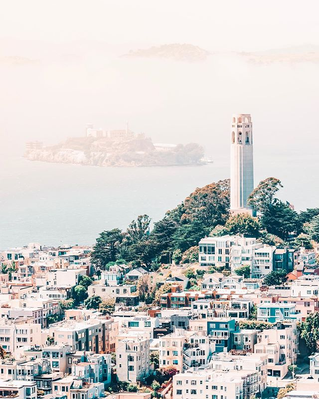 We have a lot in the works... and we can't wait to share with you!  Stay tuned this week for blogs about this beautiful city we live in. Until then, keep enjoying this sunshine!  What are your plans for the weekend? 🌁 #SanFrancisco
