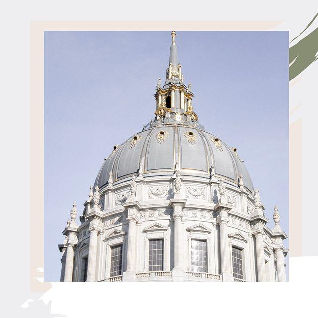 Did you know that the San Francisco City Hall was rebuilt after being destroyed in the 1906 earthquake? ⁠  The new replica was finished just in time for the famous 1915 Panama-Pacific Exposition, as were many other prominent buildings in San Francisco. 🌆⁠ ⁠ We love architecture, art and history, so, we combined all of these passions in our most recent blog. Learn more facts about City Hall, Coit Tower and many other famous San Francisco buildings...Link in bio. 📩
