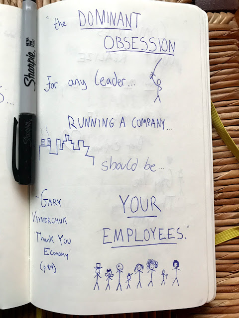 Employee Obsession