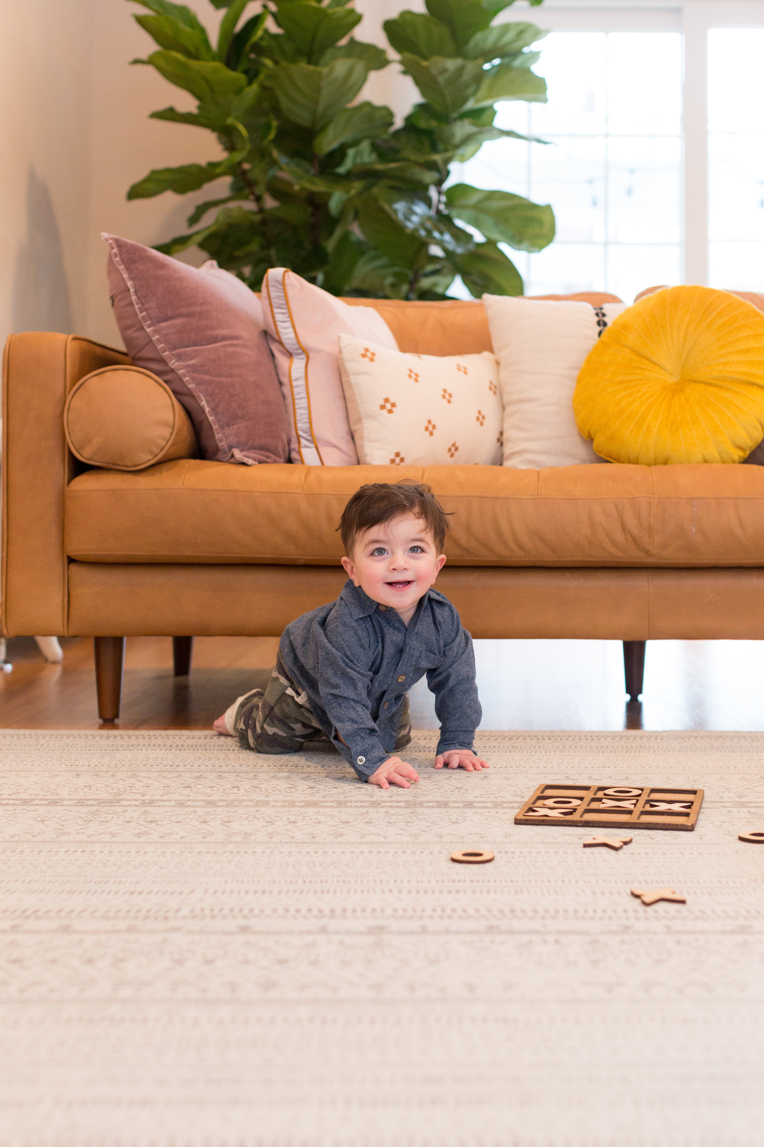 Little Nomad playmats x Hello Charlie