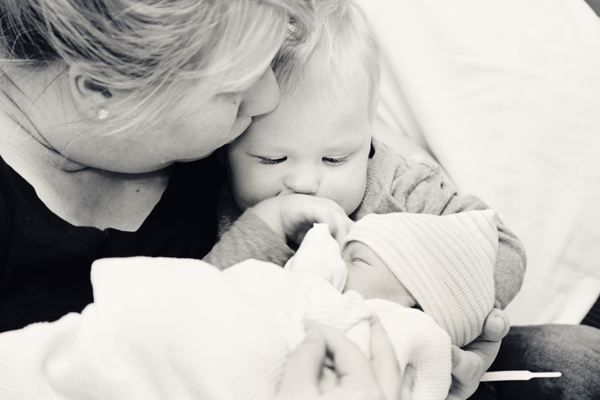 Charlie's birth story