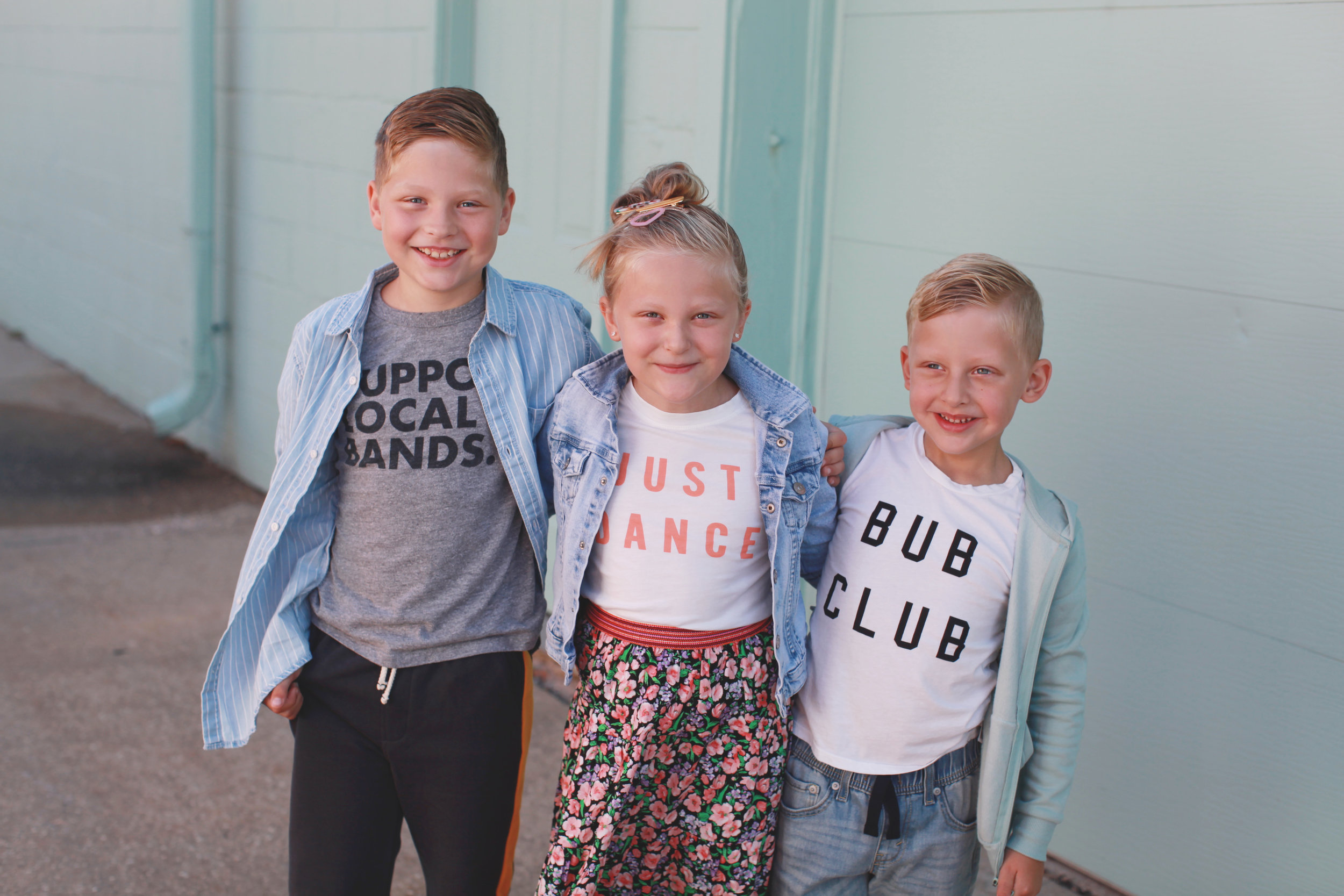 How to Stylishly Layer Your Kids for Fall