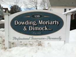 Dowding, Moriarty, and Dimock