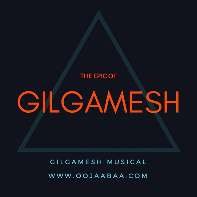 Our new website is up & running. Check our latest project, link in bio #gilgameshmusical #oojaabaa #assyrian #musicaltheatre #antient #mesopotamia