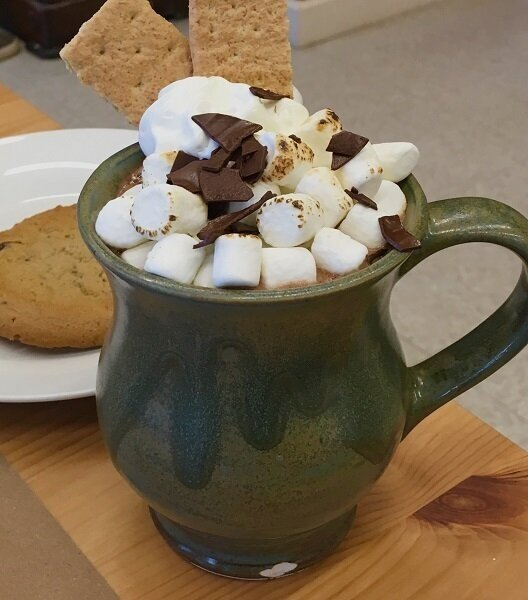 Campfire Hot Chocolate
