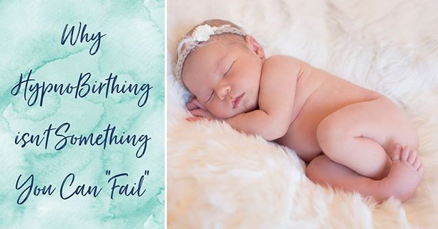"NEW BLOG POST!👈 There seems to be some conversation surrounding whether or not HypnoBirthing ""works"" for certain people, as well as people who feel they tried this method and ""failed"". In my latest blog post I discuss why failing really isn't an option with HypnoBirthing, as well as give my top 5 tips for getting the most out of your birth education!  Visit www.MindBodyBabyOC.com/blog to read today 💻📱"
