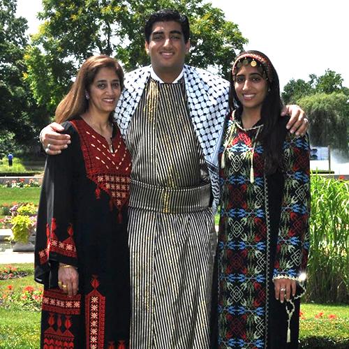 A Muslim in Modern America - Suha Abbasi