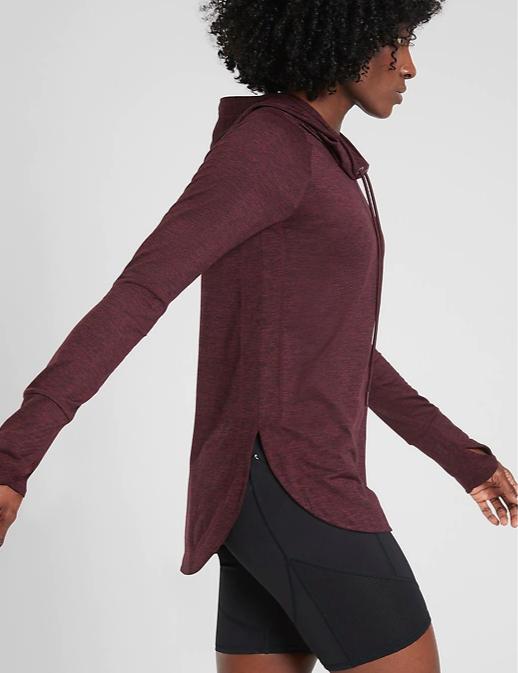Uptempo Hoodie Sweatshirt   :    $79.00