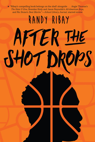 After the Shot Drops - Author: Randy RibayDescription: After The Shot Drops is a contemporary sports novel about two boys who are navigating both what friendship means and what we owe to one another. The book is written by a Filipino American writer and alternates perspectives between a biracial Filipino and African American boy and an African American boy.Includes: #asianamerican #filipino #africanamerican #black #contemporary #maleprotagonist #sports #class #biracialCitation: Ribay, R. (2018). After The Shot Drops. Houghton Mifflin Harcourt.Image retrieved from: Goodreads.