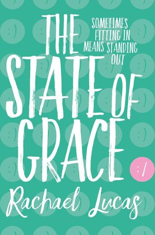 The State of Grace - Author: Rachael LucasDescription: The State of Grace is a contemporary novel about a girl with Aspergers Syndrome. She has always felt content with her best friend and her horse but everything changes when she has her first kiss and problems arise at home. She has to make sense of her new reality and fix the things that are going wrong in her life.Includes: #disability #autism #aspergers #femaleprotagonist #contemporaryCitation: Lucas, R. (2017). The State of Grace. Macmillan Children's Books.Image retrieved from: Goodreads.