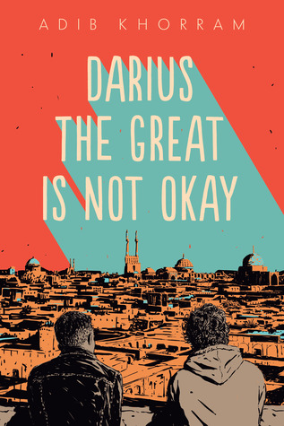 Darius The Great Is Not Okay - Author: Adib KhorramDescription: Darius The Great Is Not Okay is a contemporary novel about a biracial white and Iranian boy who lives with depression. The story centers around his first trip to visit his family in Iran and the friendship he builds with a boy there.Includes: #ownvoices #maleprotagonist #LGBTQIA #biracial #asianamerican #iranian #mentalhealth #depressionCitation: Khorram, A. (2018). Darius The Great Is Not Okay. Dial Books.Image retrieved from: Goodreads.