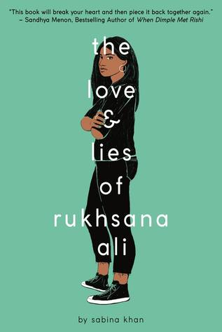 The Love & Lies Of Rukhsana Ali - Author: Sabina KhanDescription: The Love & Lies of Rukhsana Ali is a contemporary novel about a lesbian Bengali Muslim teen. When her parents catch her with her girlfriend, her plans to move away for college and become an Engineer all start to fall apart. Sent away to Bangladesh, she realizes that she needs to find the courage to fight for her identity and her love.Includes: #muslim #asianamerican #bengali #LGBTQIA #lesbian #contemporary #femaleprotagonistCitation: Khan, S. (2019). The Love & Lies of Rukhsana Ali. Scholastic Press.Image retrieved from: Goodreads.