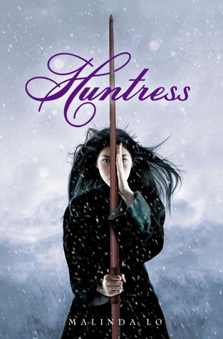 Huntress - Author: Malinda LoDescription: Huntress is a fantasy novel about a young Asian lesbian girl who must save her kingdom.Includes: #ownvoices #lesbian #LGBTQIA #femaleprotagonist #asianamerican #fantasy #magicCitation: Lo, M. (2011). Huntress. Little, Brown Books for Young Readers.Image retrieved from: Goodreads.