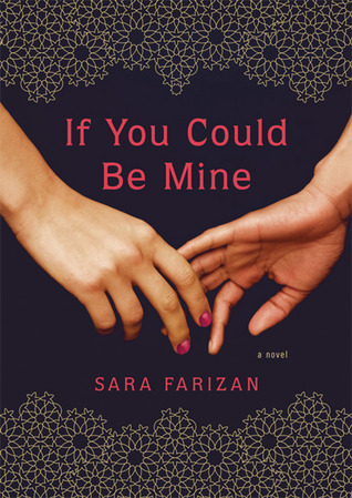 If You Could Be Mine - Author: Sara FarizanDescription: If You Could Be Mine is a novel set in Iran where homosexuality is a sin. It follows a female protagonist who is in love with her female best friend. When her friend's parents decide to plan an arranged marriage for her friend, she decides she will complete gender reassignment surgery in order to become a man so that she can legally marry her true love.Includes: #ownvoices #lesbian #nonbinary #LGBTQIA #femaleprotagonist #asianamerican #iranian #contemporaryCitation: Farizan, S. (2013). If You Could Be Mine. Alqonquin Young Readers.Image retrieved from: Goodreads.