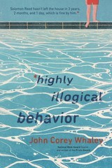 Highly Illogical Behavior - Author: John Corey WhaleyDescription: Highly Illogical Behavior is a contemporary novel about a boy with agoraphobia who is introduced to a new friend and her boyfriend who try to get him out into the real world. But the protagonist soon starts to grow feelings for his new friend's boyfriend.Includes: #ownvoices #gay #LGBTQIA #maleprotagonist #mentalhealth #contemporaryCitation: Whaley, J. C. (2016). Dial Books.Image retrieved from: Goodreads.