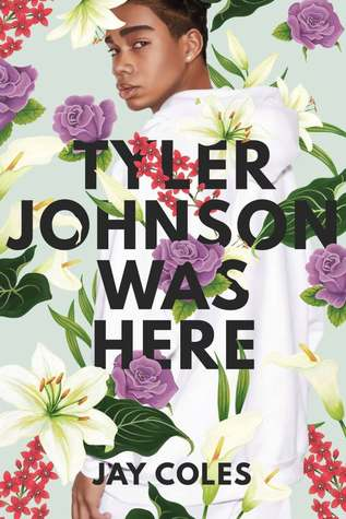 Tyler Johnson Was Here - Author: Jay ColesDescription: Tyler Johnson Was Here is a contemporary novel about a gay African American teen whose twin brother is shot and killed by the police.Includes: #ownvoices #gay #LGBTQIA #maleprotagonist #africanamerican #black #policebrutality #mentalhealth #traumaCitation: Coles, J. (2018). Tyler Johnson Was Here. Little, Brown Books for Young Readers.Image retrieved from: Goodreads.