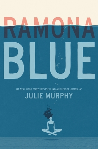 Ramona Blue - Author: Julie MurphyDescription: Ramona Blue is a contemporary novel about a girl living in the rural south who thinks she is a lesbian until her childhood friend returns to town and she has to question what her feelings for him might mean about her sexuality.Includes: #ownvoices #bisexual #LGBTQIA #femaleprotagonist #contemporaryCitation: Murphy, J. (2017). Ramona Blue. Blazer + Bray.Image retrieved from: Goodreads.