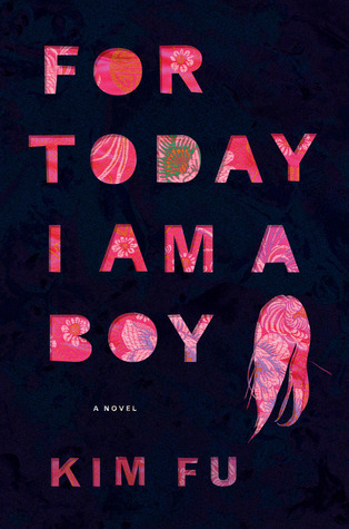 For Today I Am A Boy - Author: Kim FuDescription: For Today I Am A Boy is a coming of age contemporary novel about a Chinese American transgender girl whose family has many expectations of her, most of which have to do with traditional forms of masculinity.Includes: #transgender #transfeminine #LGBTQIA #transprotagonist #asianamerican #chinese #immigrantCitation: Fu, K. (2014). For Today I Am A Boy. Houghton Mifflin Harcourt.Image retrieved from: Goodreads.