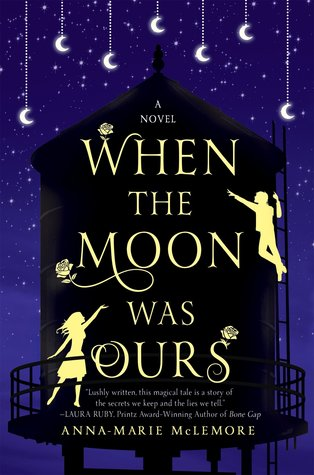 When The Moon Was Ours - Author: Anna-Marie McLamoreDescription: When The Moon Was Ours is a magical realist novel about two best friends, one of whom is a nonbinary character, as they fight to protect their magical secrets from a group of witches.Includes: #nonbinary #LGBTQIA #latinx #magicalrealism #magic #fantasyCitation: McLamore, A. (2016). When The Moon Was Ours. Thomas Dunne Books.Image retrieved from: Goodreads.