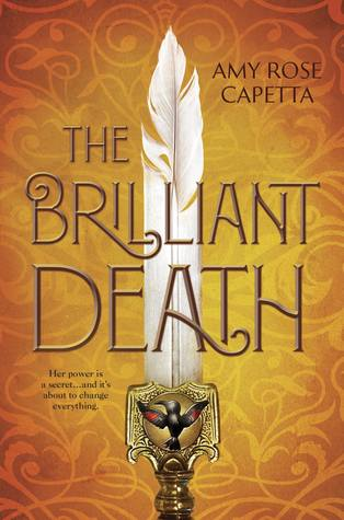 The Brilliant Death - Author: Amy Rose CapettaDescription: The Brilliant Death is a fantasy novel with multiple protagonists, one who is a nonbinary shape-shifter and one who is must fully change their gender to be able to protect their family. They have to save their kingdom together with the help of magic.Includes: #transgender #nonbinary #transmasculine #LGBTQIA #fantasy #magic #transprotagonist #nonbinaryprotagonistCitation: Capetta, A.R. (2018). The Brilliant Death. Viking.Image retrieved from: Goodreads.