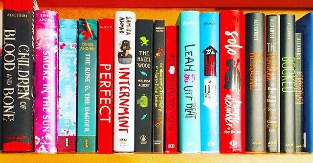 #diversebooks #weneeddiversebooks #kidlit #diverseya #diverseyalit #youngadultbooks #youngadultliterature #contemporaryya #yafantasy