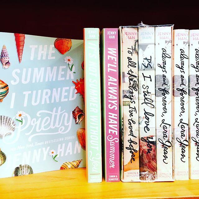Jenny Han! Jenny Han! Jenny Han! Jenny Han! Over here we love anything by Jenny Han! #diversebooks #weneeddiversebooks #kidlit #diverseya #diverseyalit #youngadultbooks #youngadultliterature #contemporaryya #yafantasy
