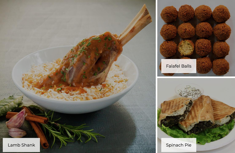 Zakia Deli Food Gallery